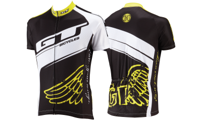 Short Sleeve XC Cycling Jersey - ODZIEŻ -