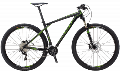 Zaskar Carbon 9R Team -