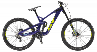 Fury Carbon Expert 27.5 - Downhill -