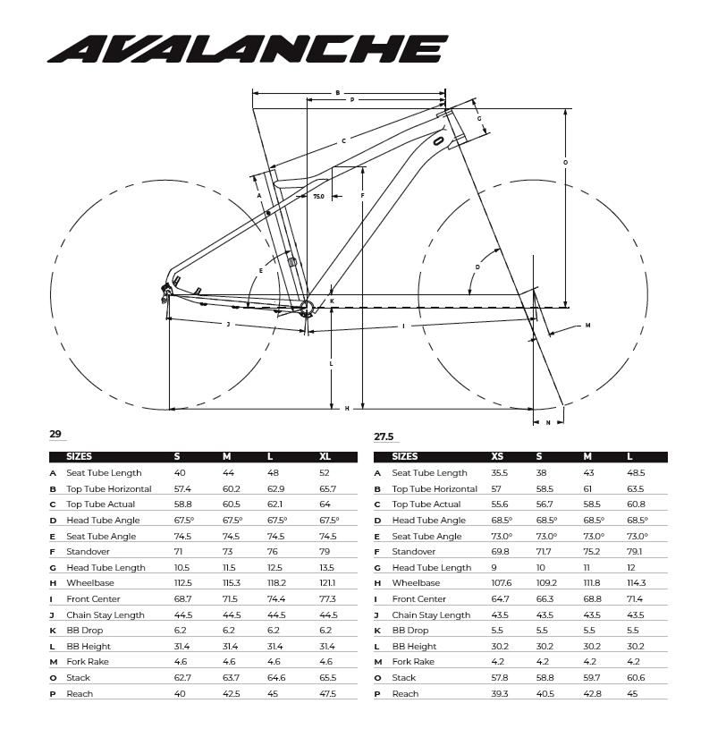 Avalanche Comp -